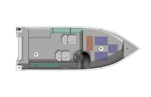 2021 Crestliner 1800 Kodiak SC