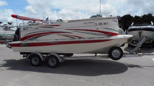 Carolina Skiff Fun Chaser 20 DS