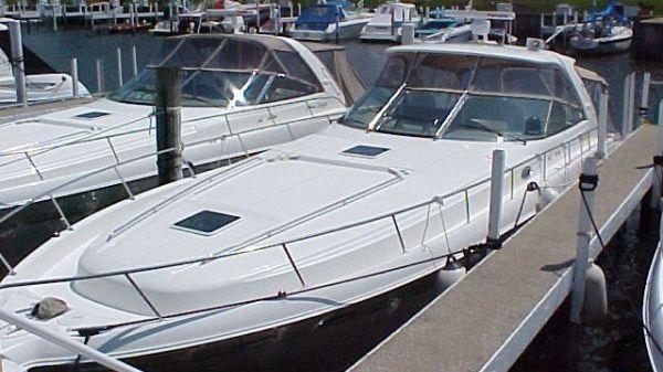 Sea Ray 460 Sundancer HARD TOP