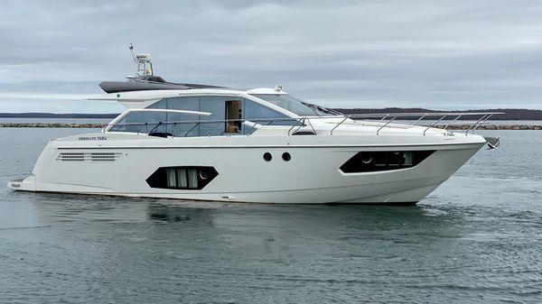 Absolute 56 STY (Sport Yacht)