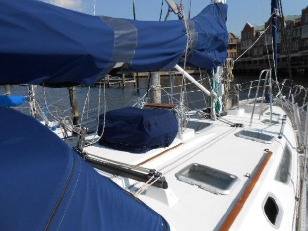 1996 Jeanneau 52.2 Sell New England