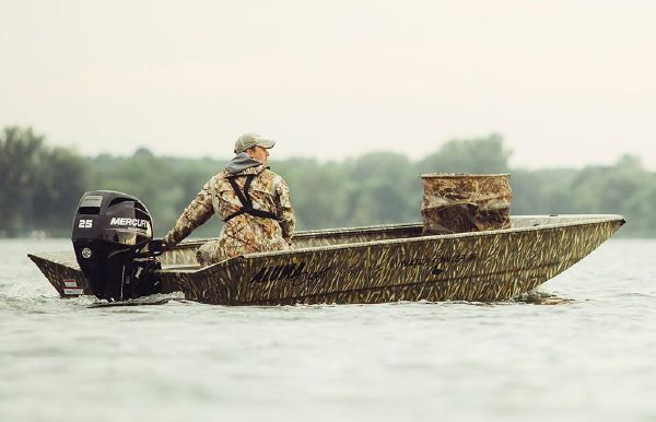 2017 Alumacraft Waterfowler 15 Camo