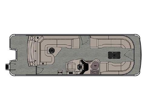 Avalon Ambassador Rear J Lounge - 27' image