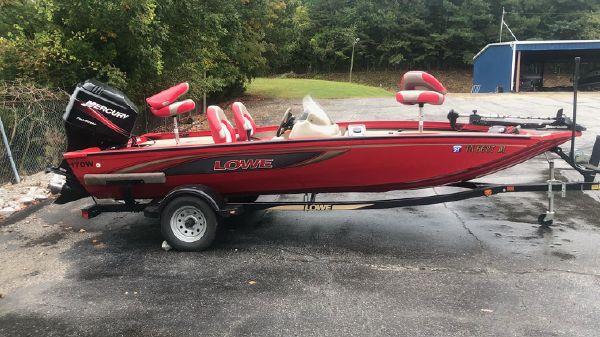 Lowe 170 W Stinger