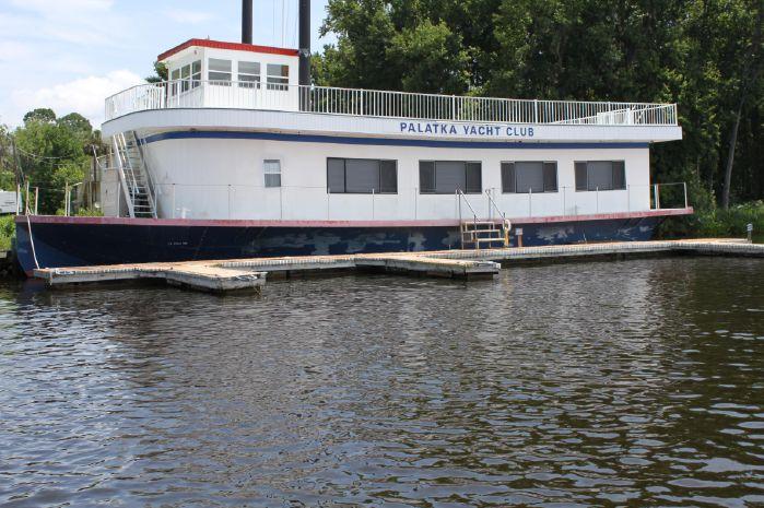 2003 barge Venue Barge
