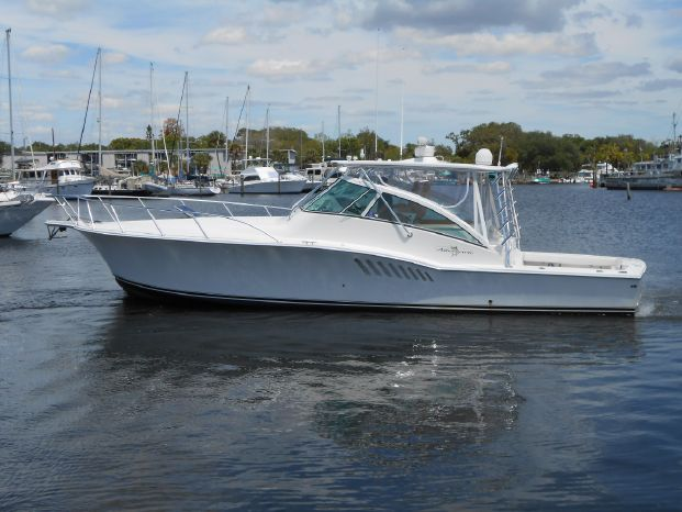 2012 Albemarle 410 Express Fisherman