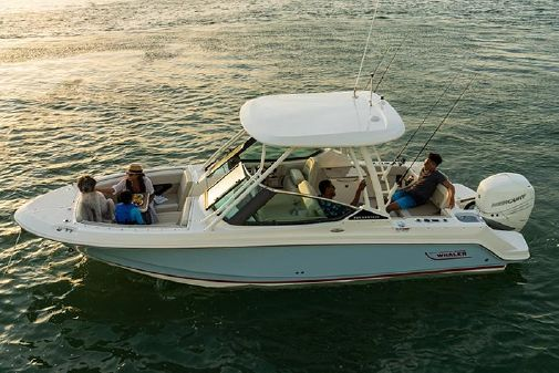 Boston Whaler 240 Vantage image