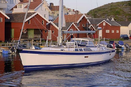 Hallberg-Rassy 48 MK II image