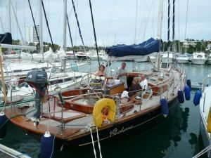 Plessis Tradition Marine TM 52