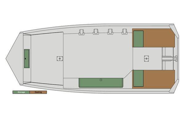 2021 SeaArk DXS 2072 SLD