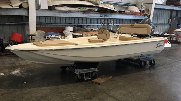 Scout Boats 151 Sportfish