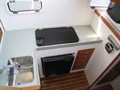 Downeast 34' Flybridge image