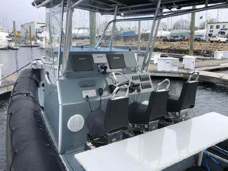 USMI 11 Meter Naval Special Warfare Rib image