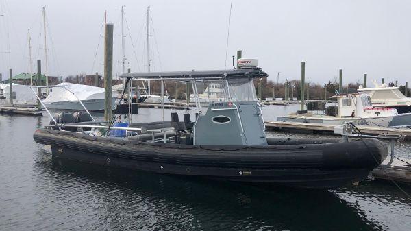 USMI 11 Meter Naval Special Warfare Rib