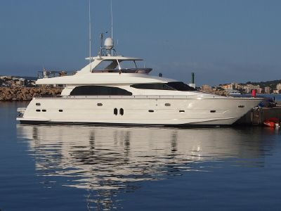 2005 Horizon<span>Elegance 76 New Line</span>