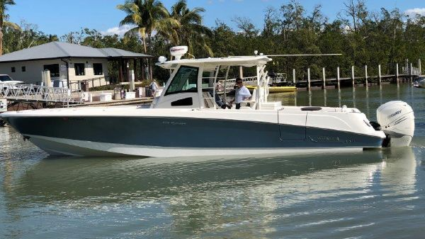 Boston Whaler 370 Outrage Profile
