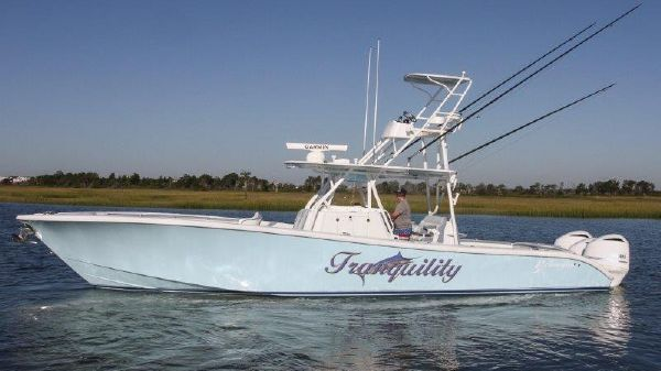 Yellowfin 39 Center Console
