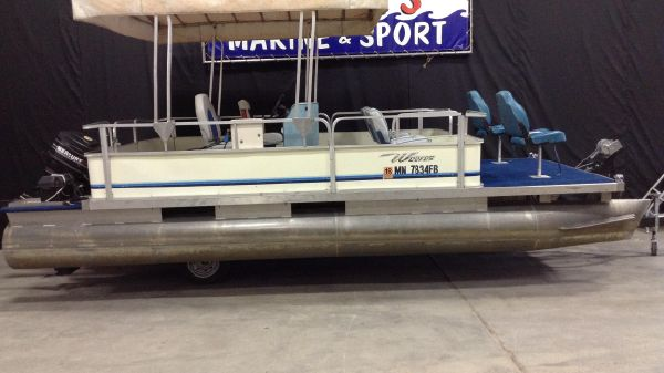 Weeres Sport Fisherman 20