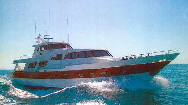 Azzurro 80 Sister ship