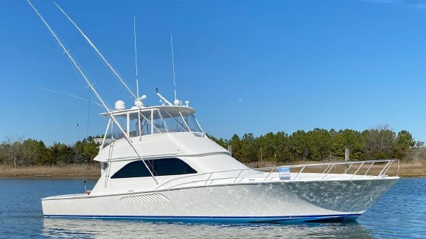 Viking 52 Convertible, Handicap Modification