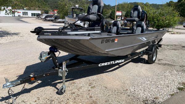 Crestliner 1700 Ridge
