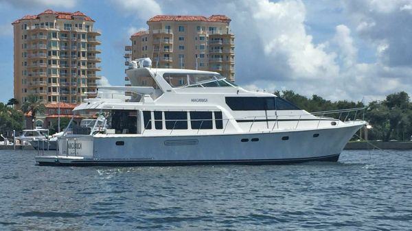 Pacific Mariner Pilothouse - Hull #39 MACABUCA