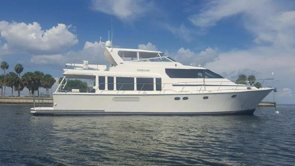 Pacific Mariner Pilothouse - Hull #39