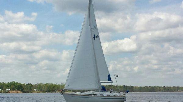 Bavaria 40 Ocean Bavaria 40 Under Sail