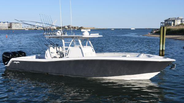 Invincible 39 Open Fisherman - 400 VERADO