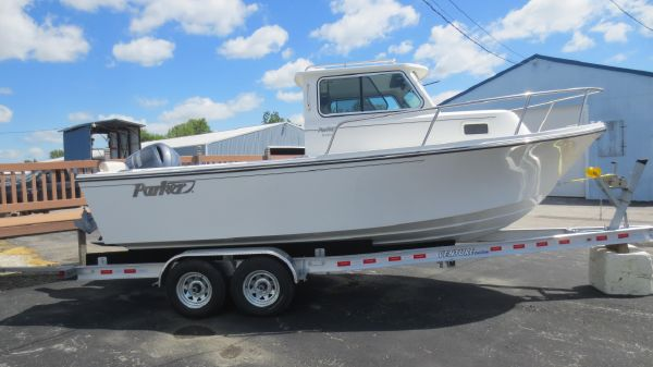 New Parker Boats For Sale - Port Clinton, OH   Happy Days