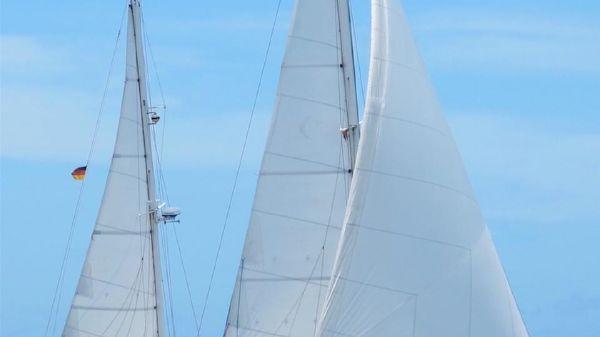 Custom F & C Sailing Yacht F&C