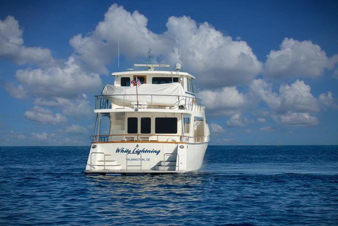 2006 Marlow Explorer 70E-CB Broker Buy