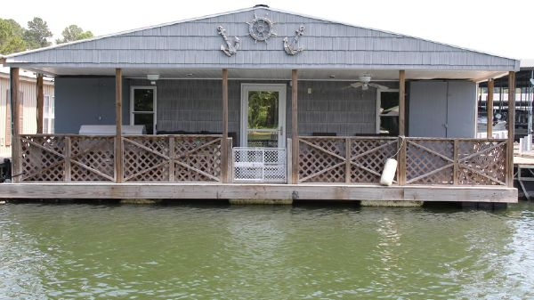 Custom Boat House
