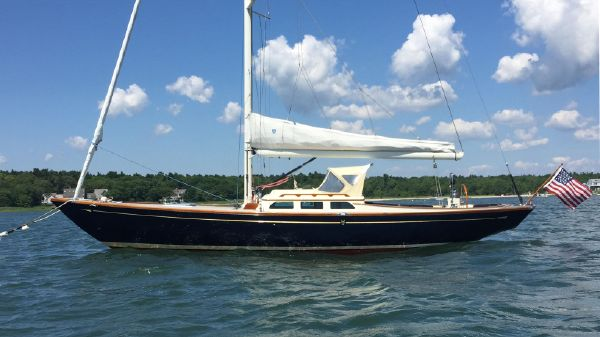 Morris Yachts M36 CLIMATE CHANGE