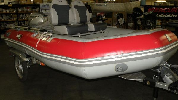 Achilles LSI-112 Inflatable