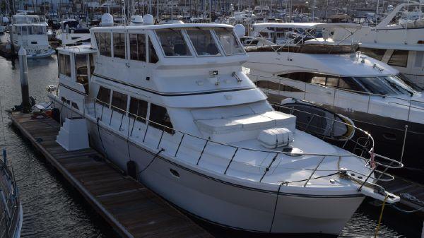 Novatec 60 Cockpit Motor Yacht