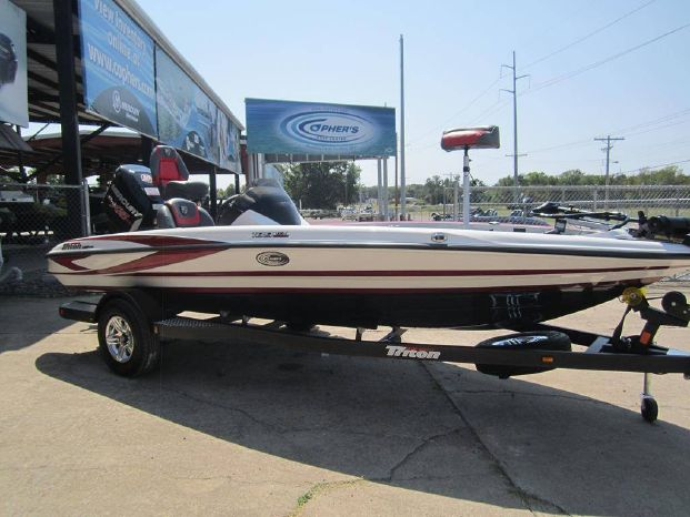 2018 Triton 189TrX Fort Smith, Arkansas - Copher's Boat Center