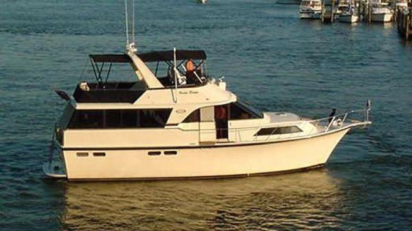 Ocean Stabilized Motoryacht Photo 1