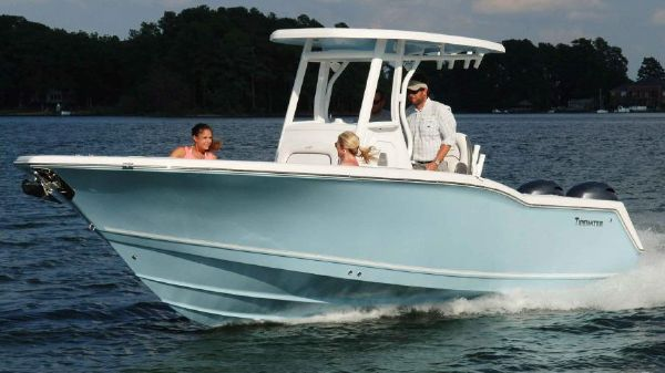 New Tidewater 252 CC Adventure Boats For Sale - Texas Sportfishing