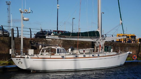 Custom Blue Water Cruiser