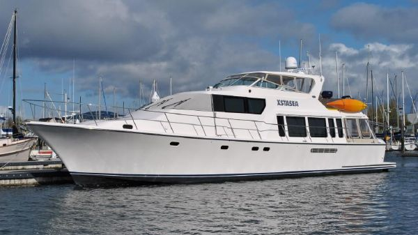 Pacific Mariner 65 SE Motoryacht 65 SE Pacific Mariner