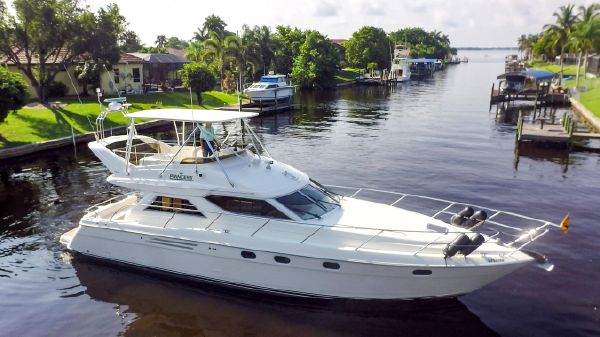 Viking Princess 50 Flybridge