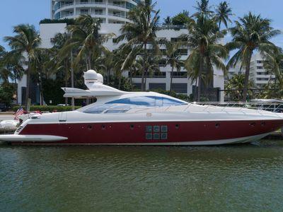 2008 Azimut<span>86S</span>