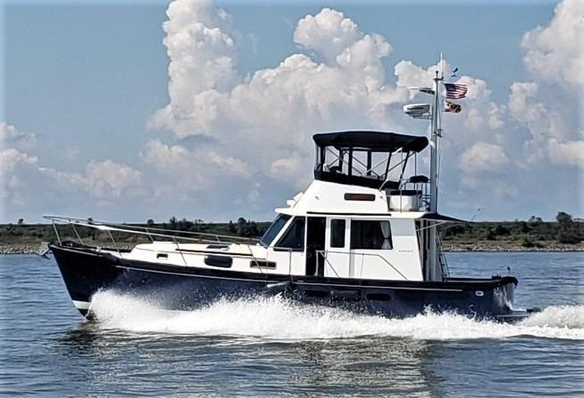 1999 Legacy Yachts