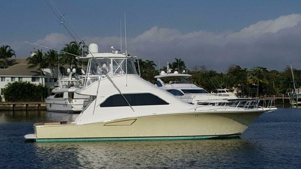 Cabo 52 Convertible Starboard Profile