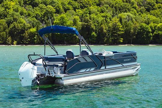 2022 Crest Caribbean LX 250