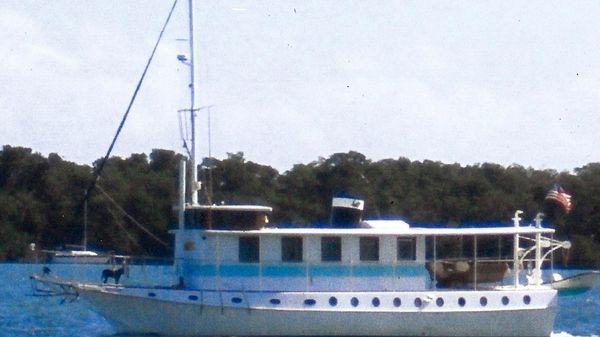 Westphal Coastal Cruiser Custom Coastal Cruiser