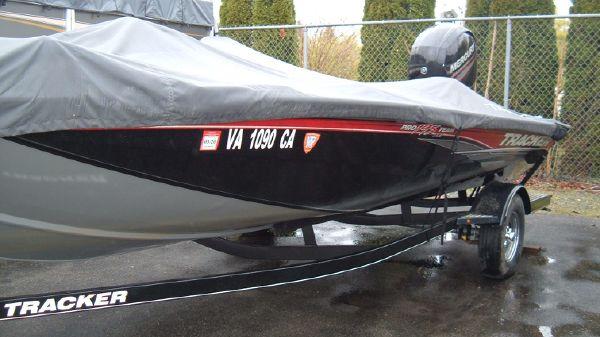 Tracker Pro Team 195 TX