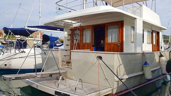Trawler Eurobanker 41 - REFURBISHED