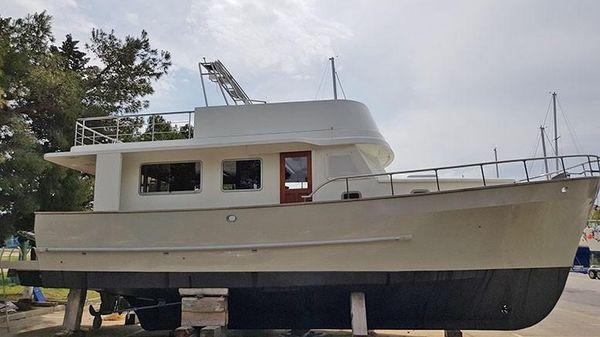 Trawler Eurobanker 41 - RESTORED